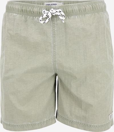 BLEND Kratke kopalne hlače | oliva barva, Prikaz izdelka