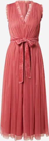 Maya DeluxeVečernja haljina - roza boja