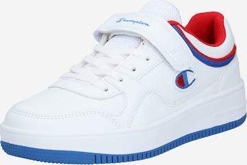 Champion Authentic Athletic Apparel Sneaker 'Rebound' in Weiß