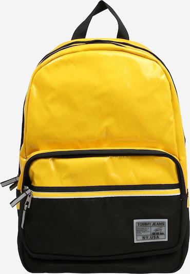 Tommy Jeans Rucksack 'College' in gelb / schwarz, Produktansicht