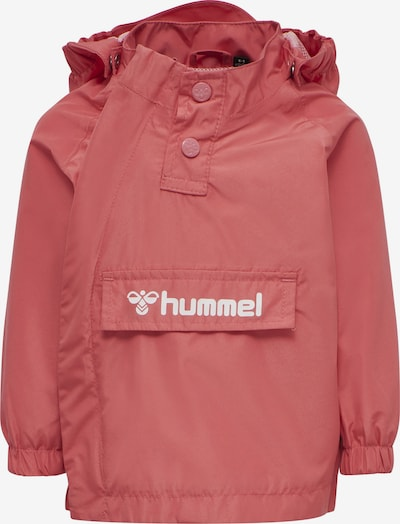 Hummel Functionele jas in de kleur Rood / Wit, Productweergave
