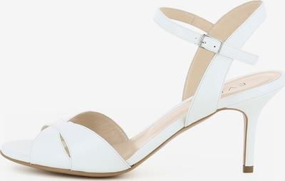 EVITA Sandalen met riem in de kleur Wit, Productweergave
