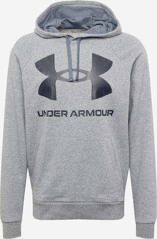 UNDER ARMOUR Sportsweatshirt i grå