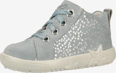 SUPERFIT Sneaker in opal / silber, Produktansicht