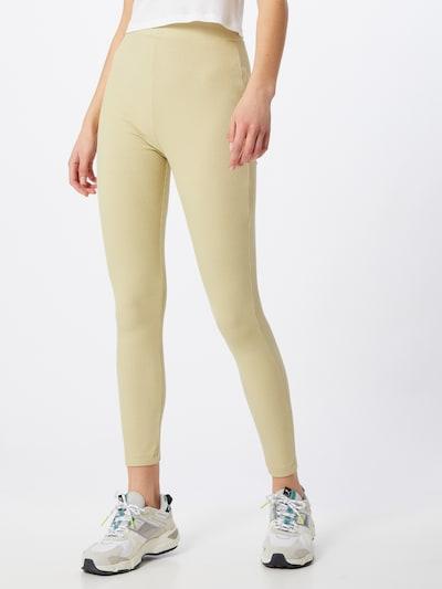 NA-KD Leggings in beige, Modelansicht