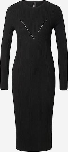 Y.A.S Pletena haljina 'CAMEO' u crna, Pregled proizvoda