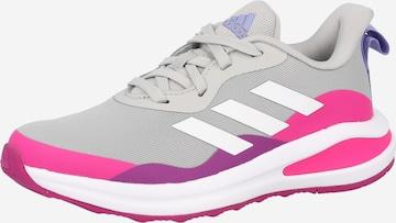 Pantofi sport 'FortaRun Lace' de la ADIDAS PERFORMANCE pe gri