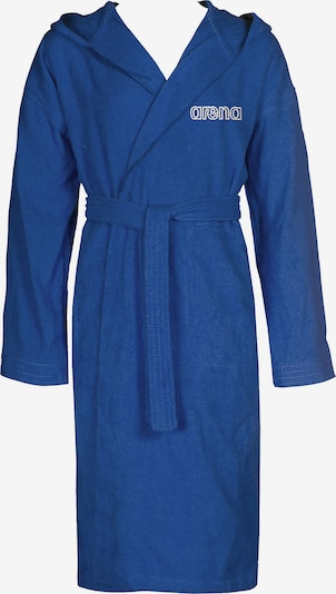 ARENA Bademantel in blau, Produktansicht