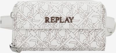 REPLAY Heuptas in de kleur Zwart / Wit, Productweergave