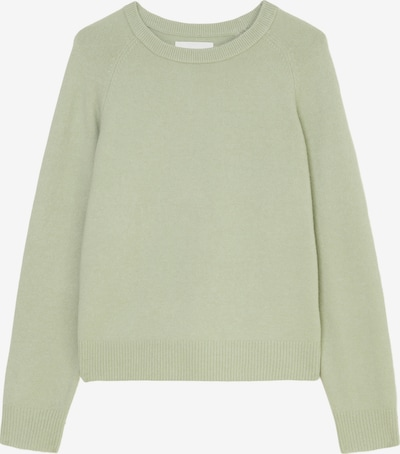Marc O'Polo DENIM Pullover in hellgrün, Produktansicht