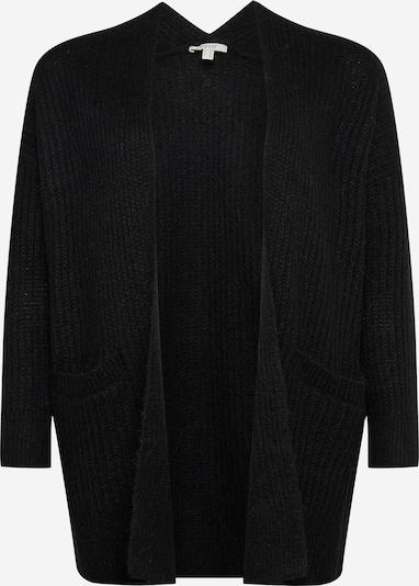 Esprit Curves Strickjacke in schwarz, Produktansicht