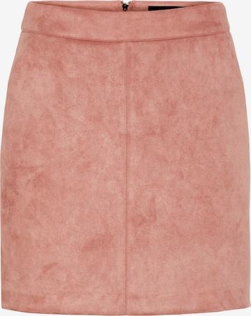 VERO MODA Skirt 'DONNA DINA' in Pink