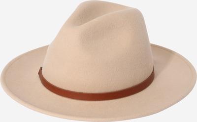 TOMMY HILFIGER Hattu 'FEDORA' värissä beige / säämiskänkeltainen, Tuotenäkymä