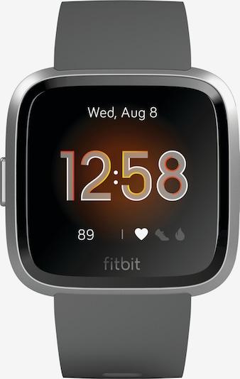 FitBit Uhr in grau, Produktansicht