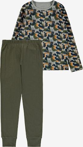 NAME IT Pidžaama, värv roheline