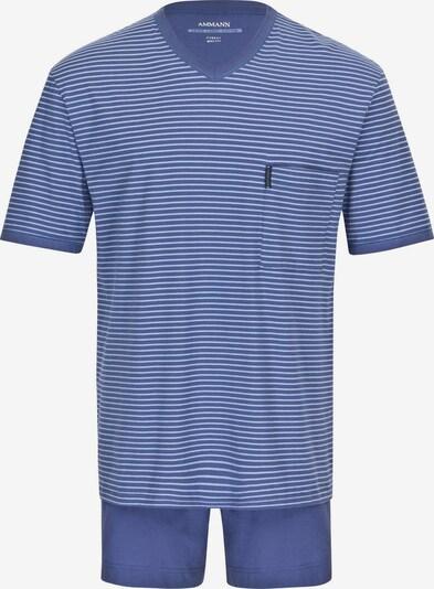 SANETTA Pyjama kort in de kleur Blauw, Productweergave