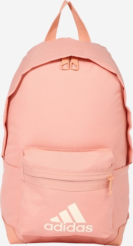 ADIDAS PERFORMANCE Sports Backpack in Pink