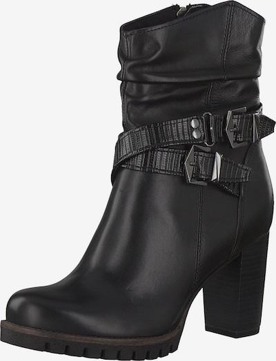 MARCO TOZZI Enkellaarsjes in de kleur Zwart, Productweergave