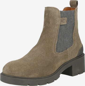 CAMEL ACTIVE Chelsea Boots 'Leaf' in Beige