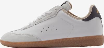 Sneaker low 'TSUGA' EKN Footwear pe bej / gri deschis / negru / alb, Vizualizare produs