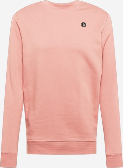 anerkjendt Sweat-shirt 'ALLEN' en rose ancienne / noir / blanc, Vue avec produit