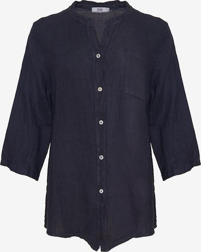 Tiffany Bluse in dunkelblau, Produktansicht