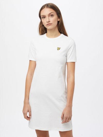 Lyle & Scott Kleid in weiß, Modelansicht
