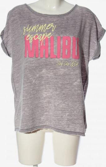ROCKGEWITTER U-Boot-Shirt in S in pastellgelb / hellgrau / pink, Produktansicht