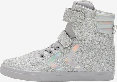 Hummel Sneaker in silber, Produktansicht