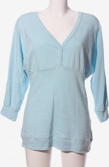 Usha V-Ausschnitt-Pullover in XL in blau, Produktansicht