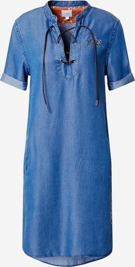 La Martina Kleid in blue denim, Produktansicht
