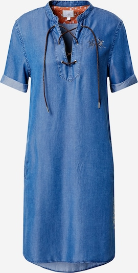 La Martina Kjole i blue denim, Produktvisning