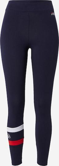 Pantaloni sport 'JACY' FILA pe albastru închis / roșu / alb, Vizualizare produs