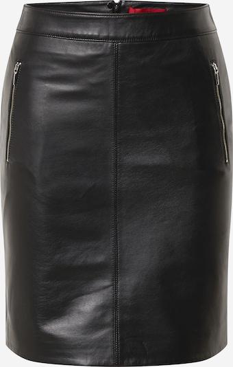 HUGO Krilo 'Lesua' | črna barva, Prikaz izdelka