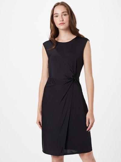 s.Oliver BLACK LABEL Kleid in schwarz, Modelansicht