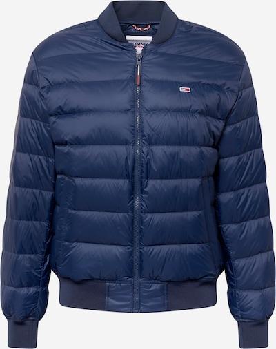 Tommy Jeans Tussenjas in de kleur Navy / Rood / Wit, Productweergave