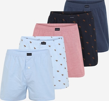 Abercrombie & Fitch Boxershorts i blå