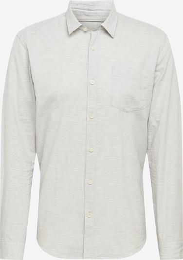 ESPRIT Košile - světle šedá: Pohled zepředu