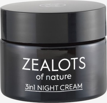Zealots of Nature Nachtcreme '3 in 1' in