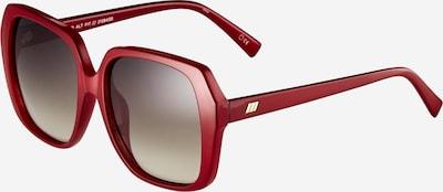 LE SPECS Sonnenbrille 'FROFRO' in kirschrot, Produktansicht