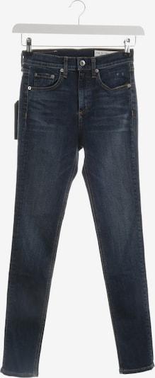 rag & bone Jeans in 24 in blau, Produktansicht