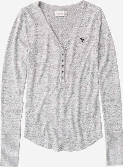 Abercrombie & Fitch Shirt in graumeliert, Produktansicht