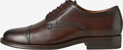 MANGO MAN Schuh 'Madrid' in dunkelbraun, Produktansicht