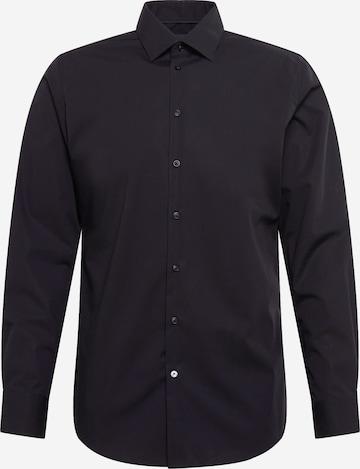 s.Oliver BLACK LABEL Hemd in Schwarz