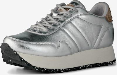 WODEN Sneaker ' Nora III ' in silber, Produktansicht