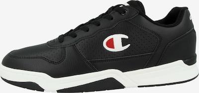 Champion Authentic Athletic Apparel Sneaker 'Chicago' in blutrot / schwarz / weiß, Produktansicht