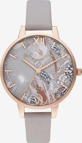 Olivia Burton Uhr in Grau