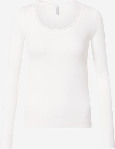 Hailys Shirt 'Linn' in offwhite, Produktansicht
