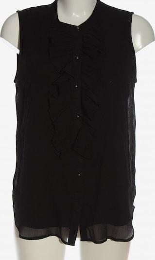 SISTERS POINT ärmellose Bluse in L in schwarz, Produktansicht