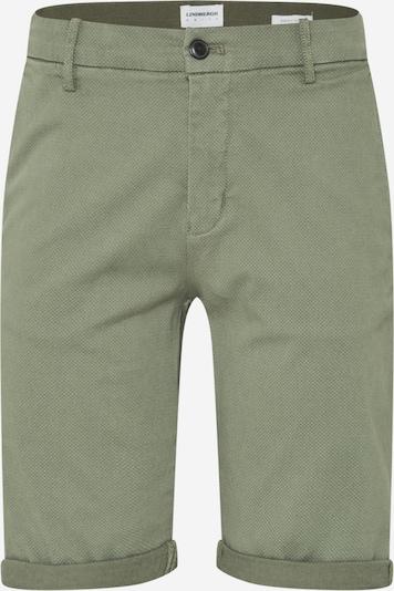 Lindbergh Pantalon chino en vert clair, Vue avec produit